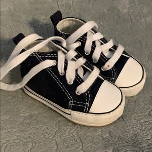 Converse Baby Navy Shoes